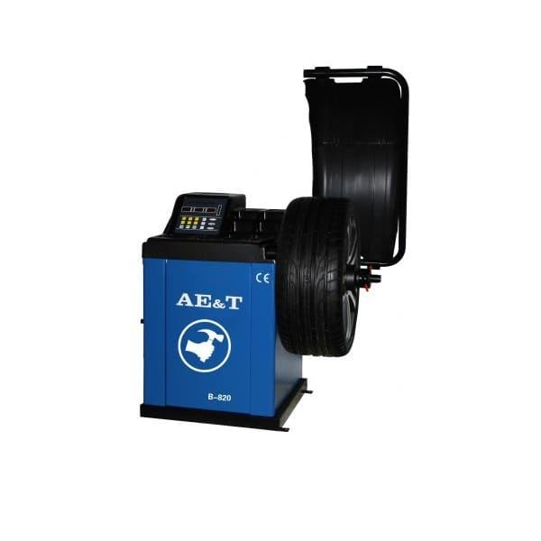 Балансировочный станок полуавтомат AE&T В-820
