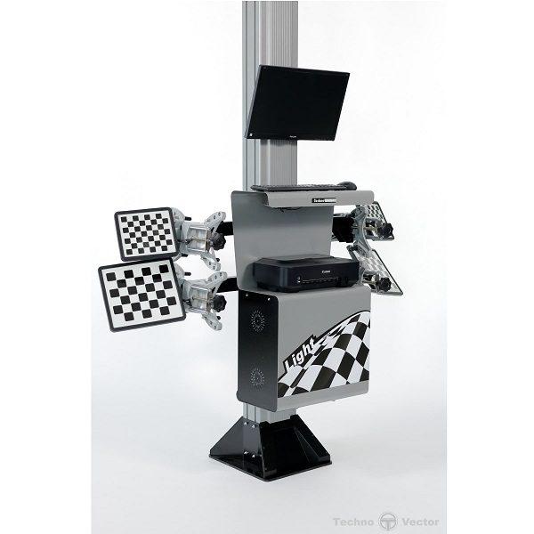3D стенд развал схождения 7212 T 5 A