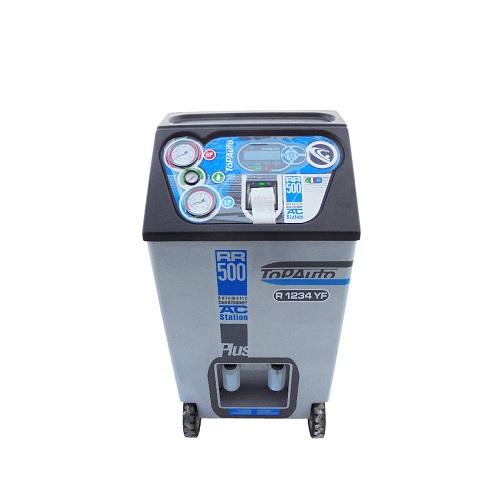 Установка для заправки автомобильных кондиционеров RR500-1234PlusPR