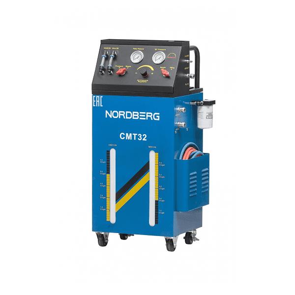 Установка для промывки и замены масла в АКПП NORDBERG CMT32