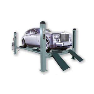 Подъемник четырехстоечный KraftWell KRW6.5WA