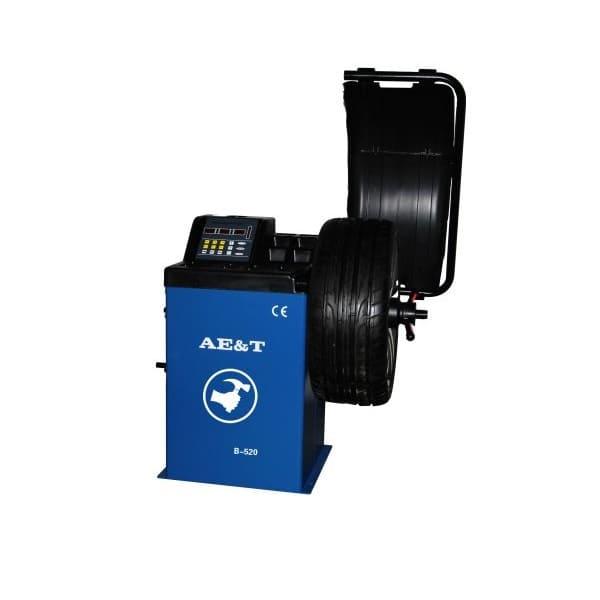 Балансировочный станок полуавтомат AE&T B-520