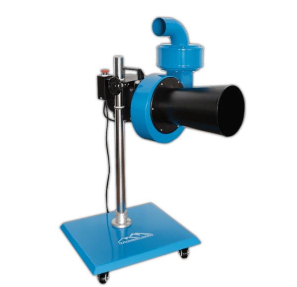 Вентилятор для вытяжки выхлопных газов Trommelberg MFS-0.9M