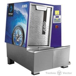 Автоматическая мойка колес Торнадо-AWD Н